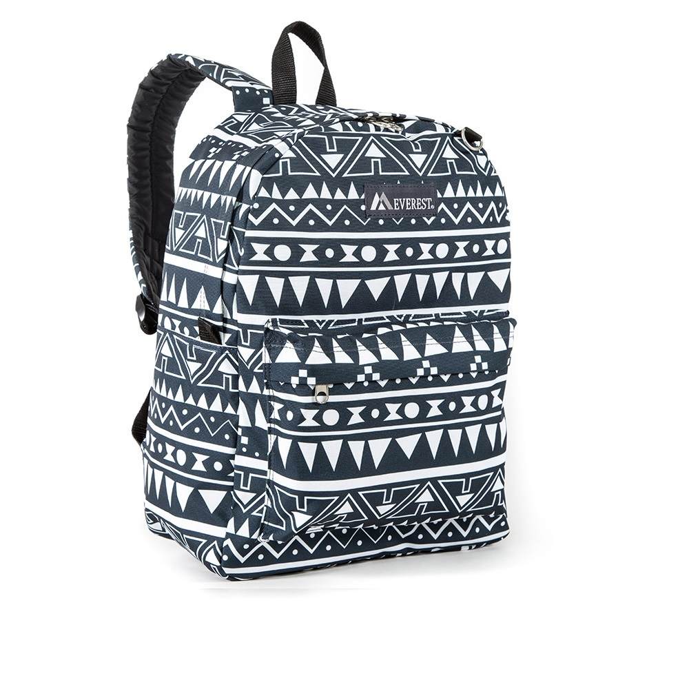 Everest Basic Pattern Backpack