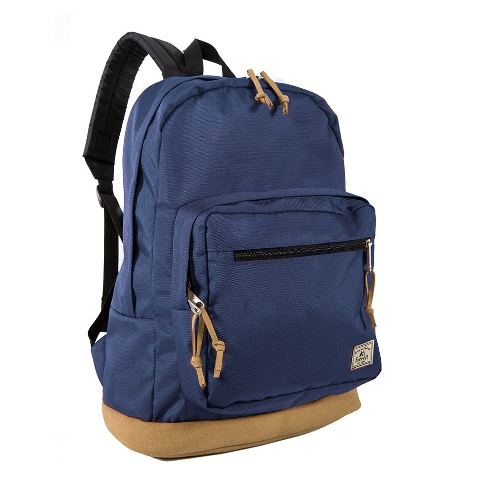 Everest Suede Bottom Daypack w/Laptop Pocket