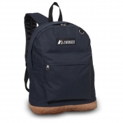 Everest Suede Bottom Backpack
