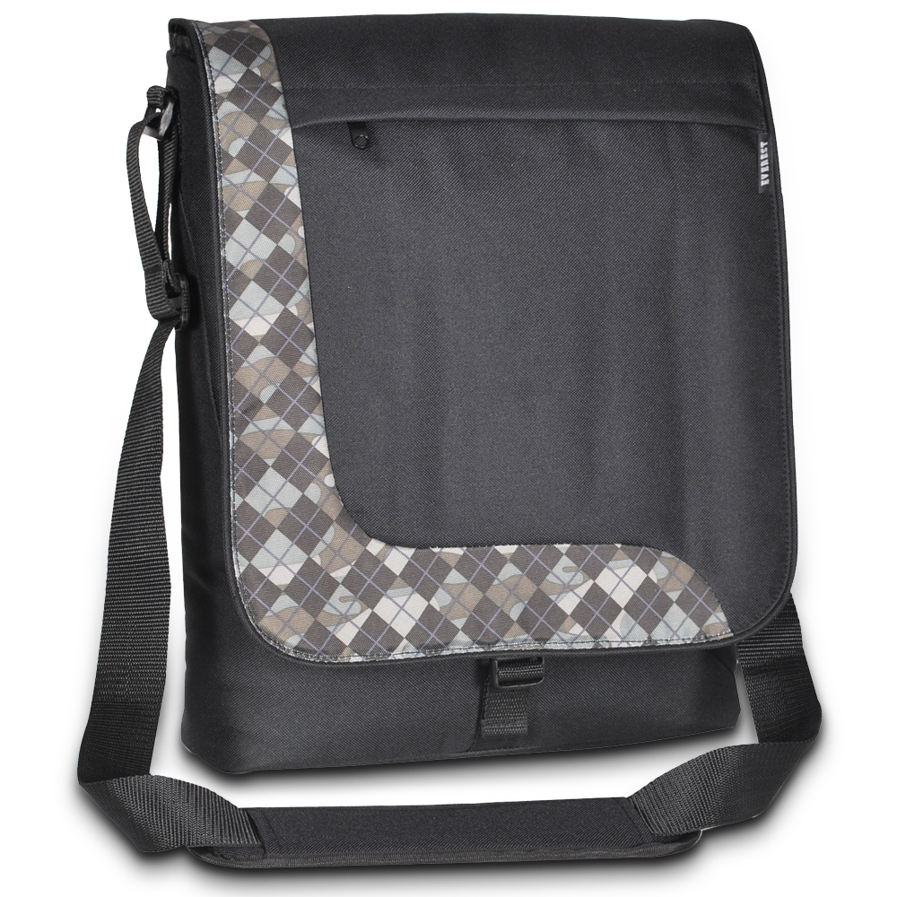 Everest Deluxe Laptop Messenger