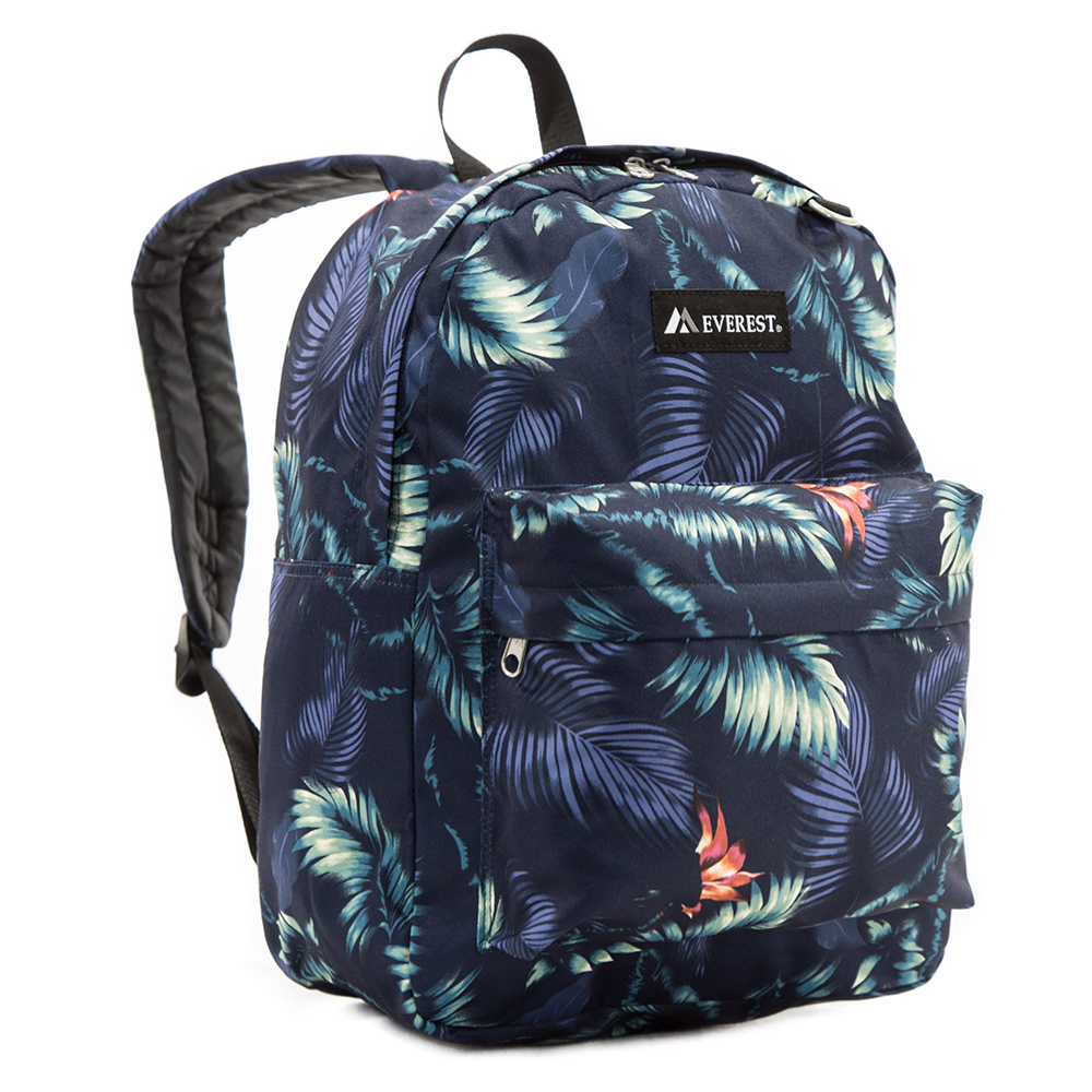 Everest Pattern Printed Backpack