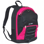 Everest Two-Tone Backpack w/ Mesh Pockets