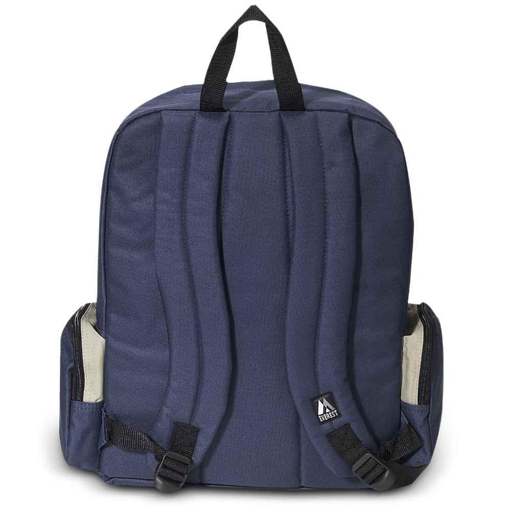 Everest Backpack w/ Front Bottle Holder