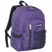Everest Backpack w/ Front Mesh Pocket