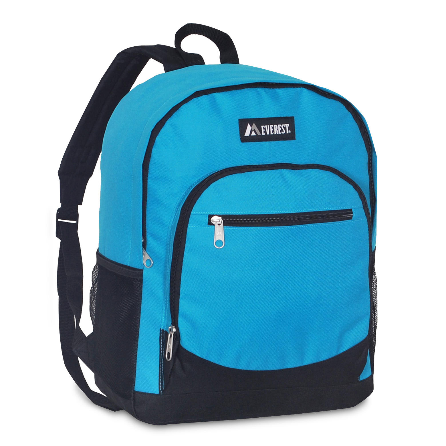 Everest Casual Backpack w/Side Mesh Pocket