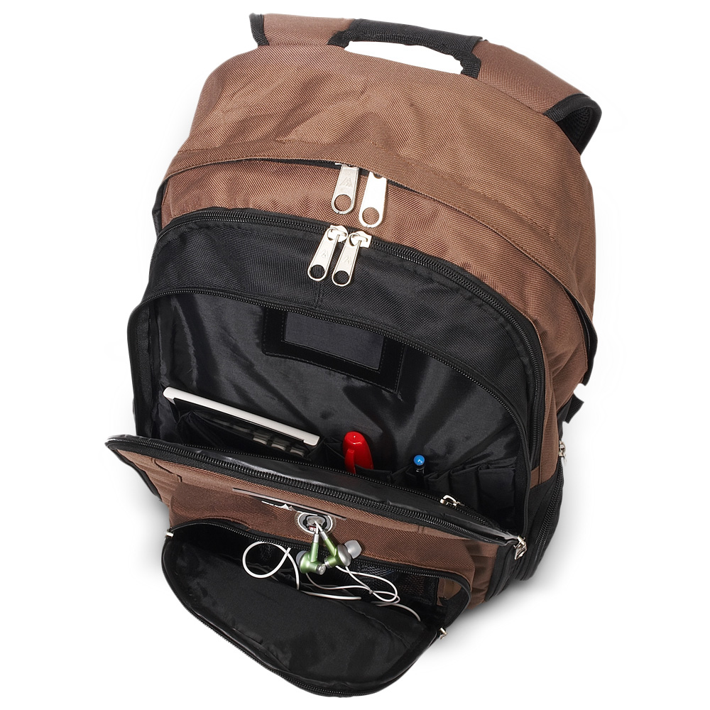 Everest Laptop Computer Backpack