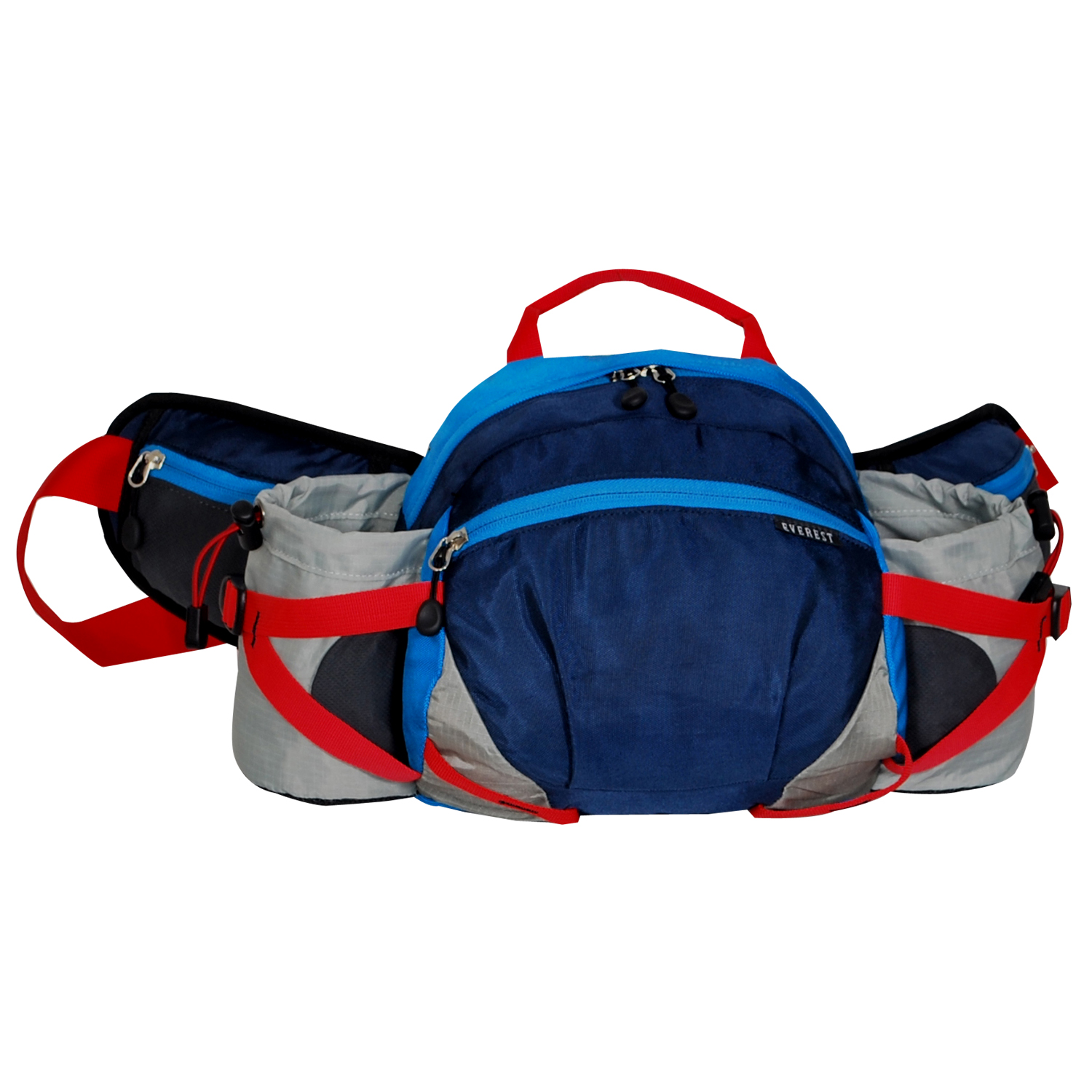 Everest Outdoor Waist Pack w/Bottle Holders