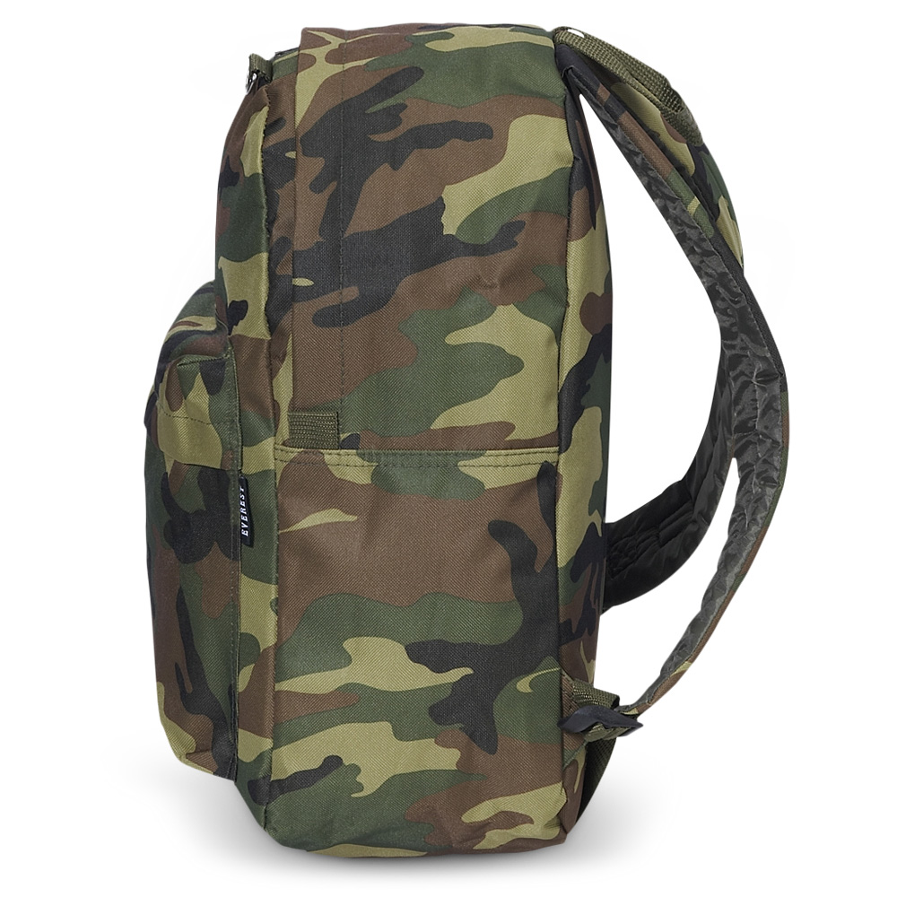 Everest Classic Camo Backpack