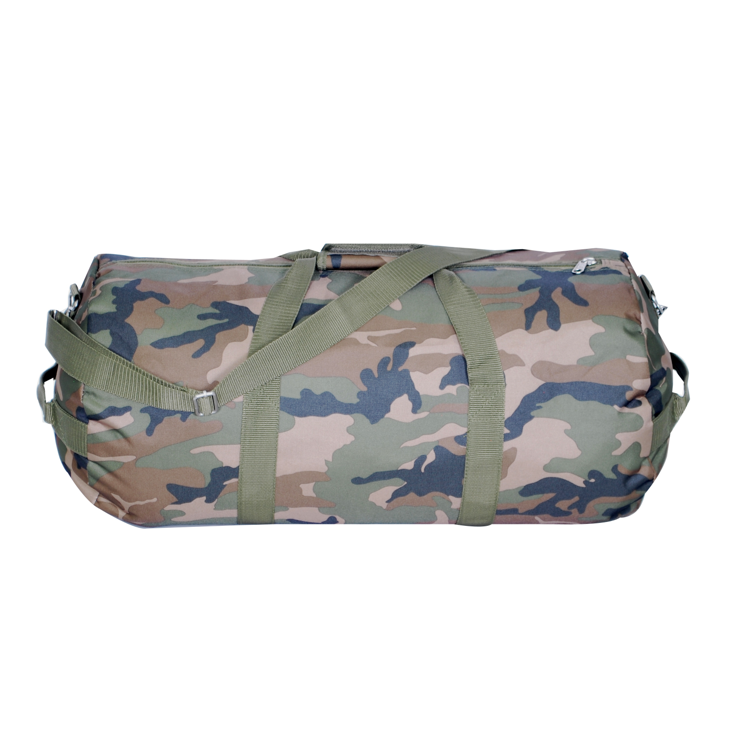 Everest 23-Inch Woodland Camo Duffel
