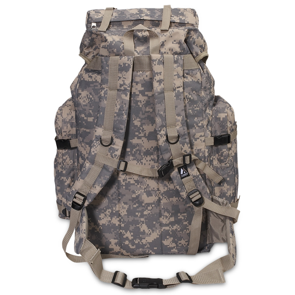 Everest Digital Camo Hiking Pack