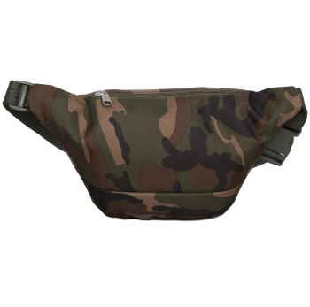 Woodland Camo Waist Pack - Large