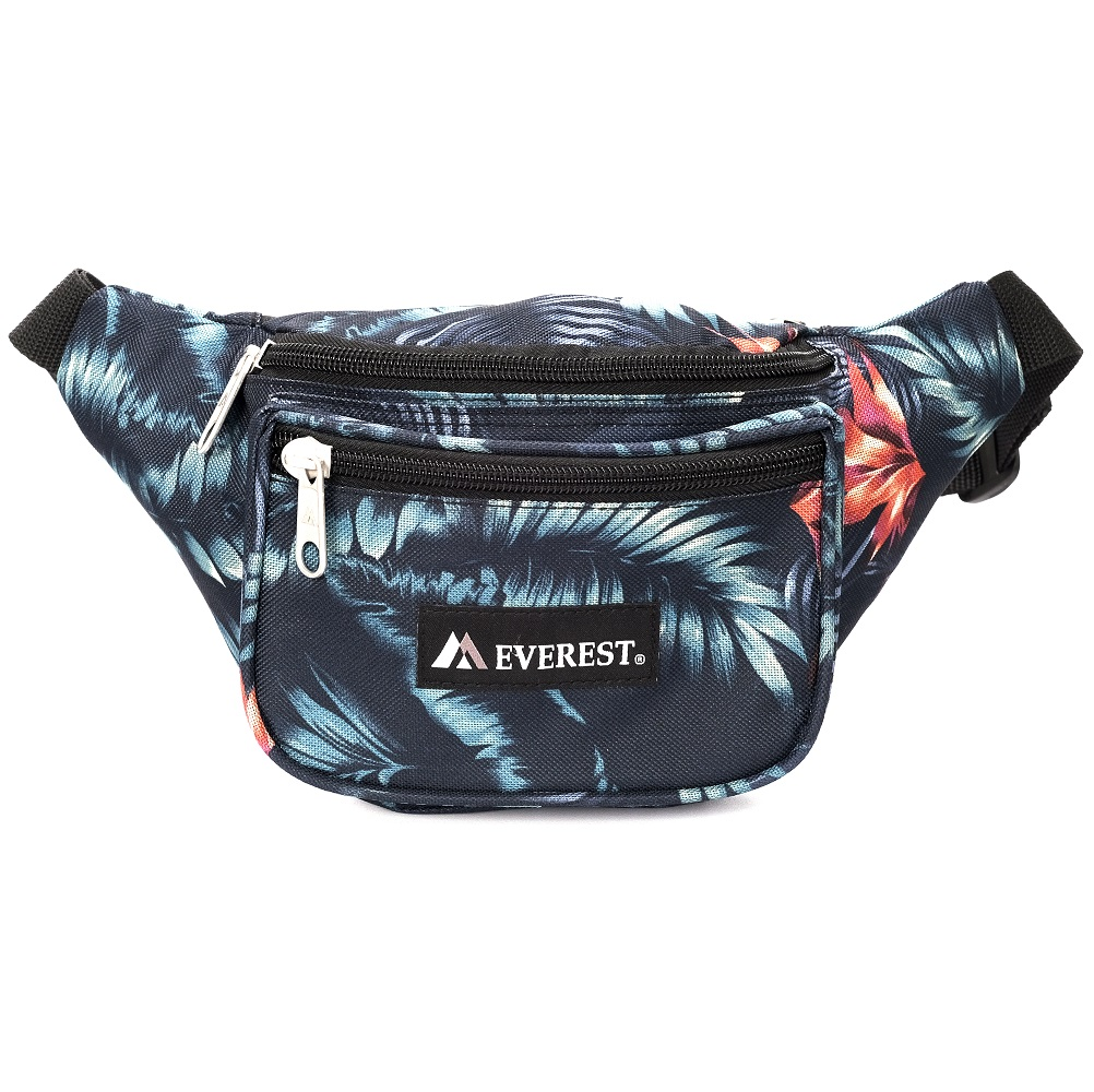 Everest Signature Pattern Waist Pack
