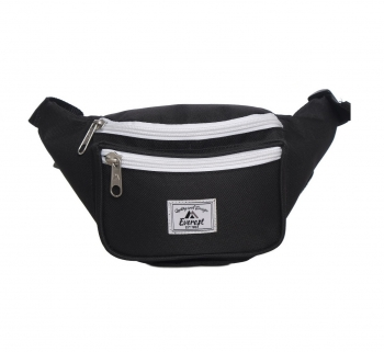 Two-Toned Signature Waist Pack