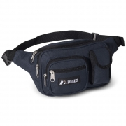 Everest Multiple Pocket Fanny Pack