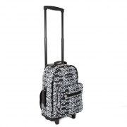 Everest Wheeled Pattern Backpack