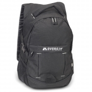 Everest Sporty Backpack w/ Side Mesh Pocket