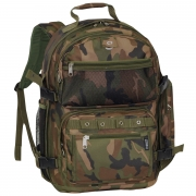 Everest Oversize Woodland Camo Backpack