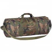 Everest 30-Inch Woodland Camo Duffel