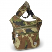 Everest Jungle Camo Messenger