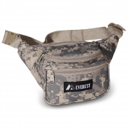 Everest Digital Camo Fanny Pack
