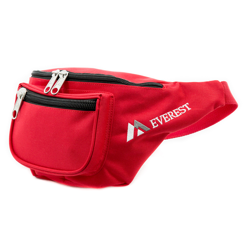 Side Label Fanny Pack