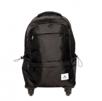 WHEELED VINTAGE LAPTOP BACKPACK