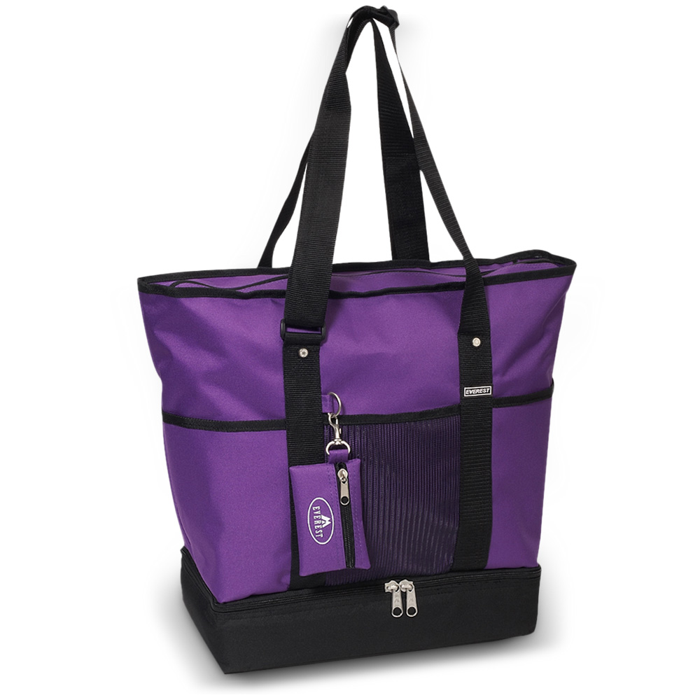 Everest Deluxe Shopping Tote Free Shipping