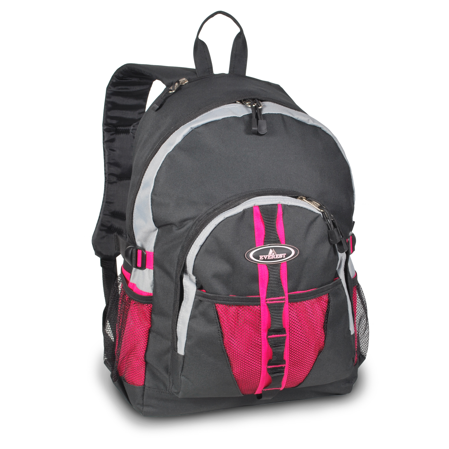 Everest W Dual Mesh Pocket Free Shipping