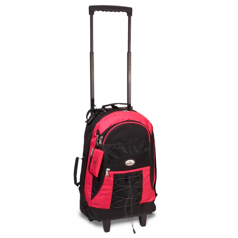 Everest Wheeled Backpack Free Shipping