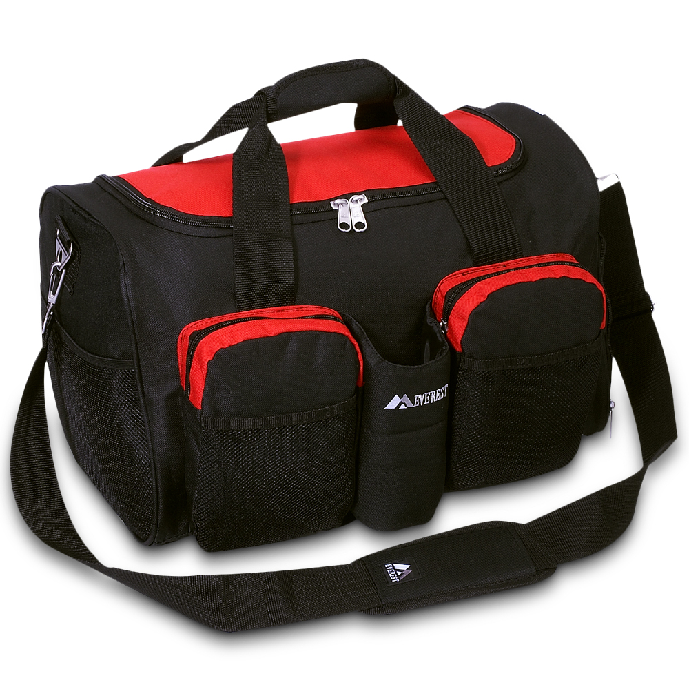f37a5d7eb0 Everest Sports Duffel w  Wet Pocket - Free Shipping
