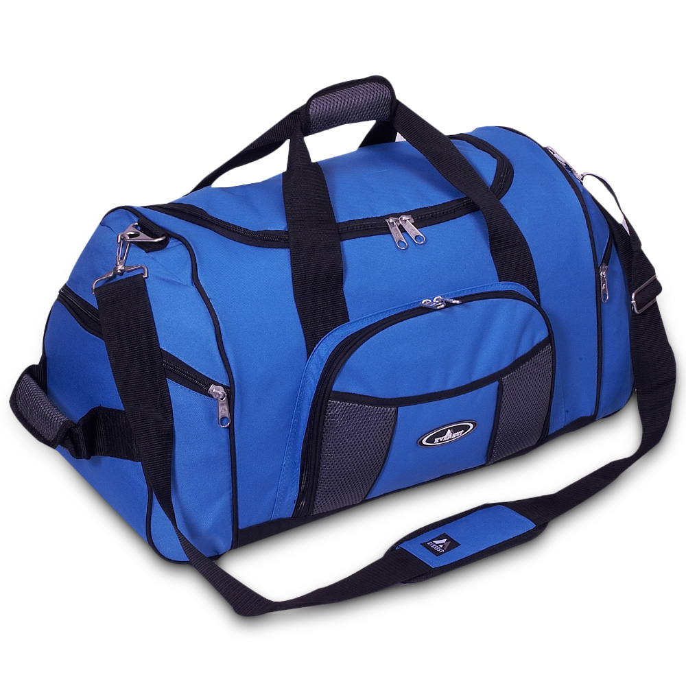 Everest Deluxe Sports Duffel Free Shipping